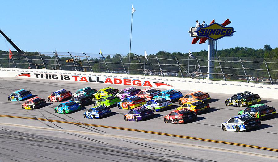 Monster Energy NASCAR Cup Series race