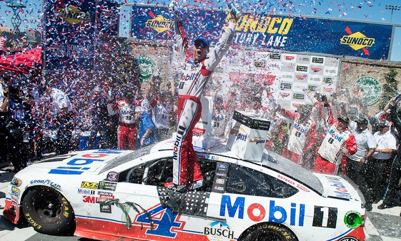 mencs-sonoma-kevin-harvick-celebration-devin-mayo-photo