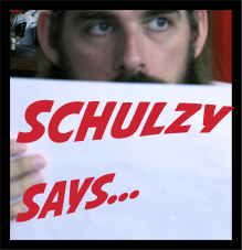 SchulzySays